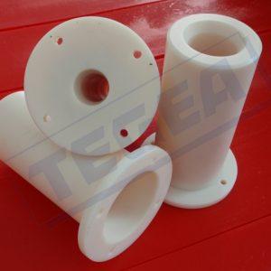 Articoli tecnici a disegno in Materie Plastiche